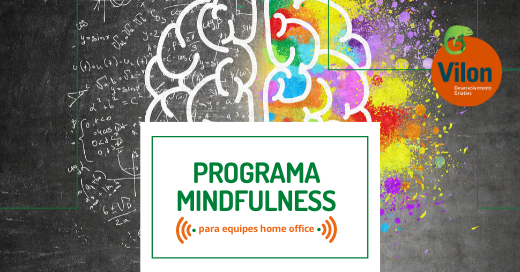 Programa Mindfulness para equipes Home Office