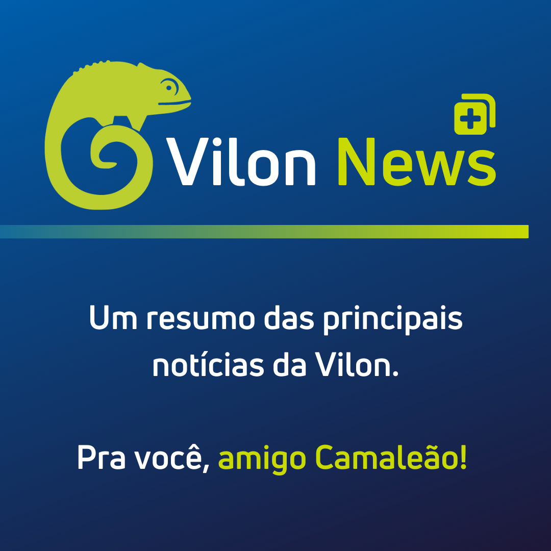 Vilon News está no ar!